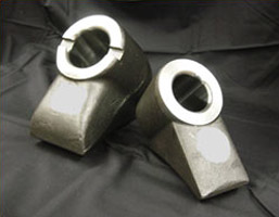 Ferralloy, Inc. has begun supplying a major OEM of mining and construction equipment with machined forgings.