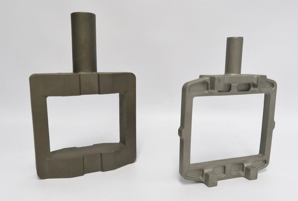 Investment castings with Ferralloy can help reduce costs for your company