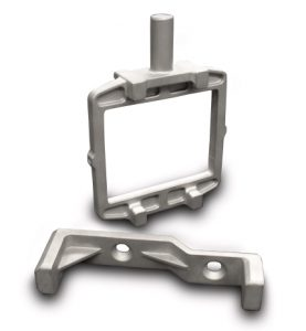 A high quality investment casting can be found at Ferralloy Inc