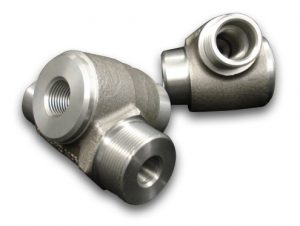 Steel forgings from Ferralloy Inc are high quality components