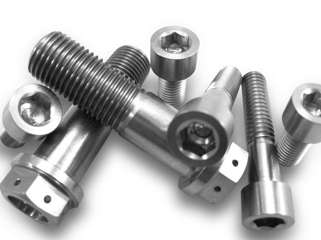 Get high quality titanium fasteners from Ferralloy today!