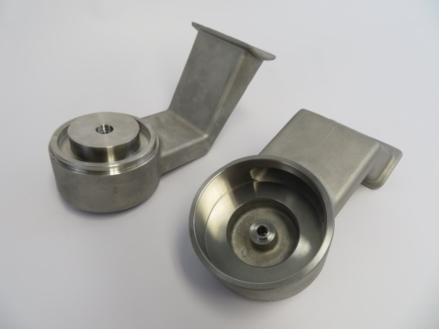 investment castings from ferralloy