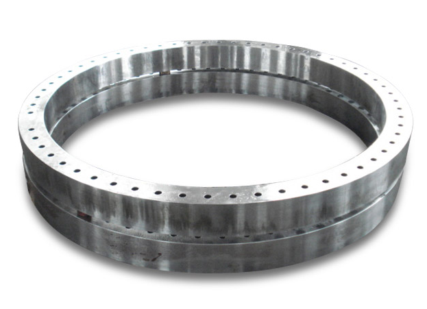 what is the history of forged rolled rings