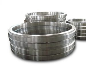 What is seamless rolled ring forging?