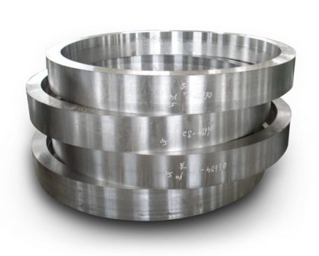 Seamless Rings | What is the Seamless Rolled Ring Forging Process?