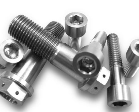 Titanium Fasteners | Why Are They Used?