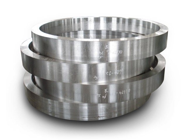 Rolled Ring Forging | The Process and Advantages of Rolled Ring Forging
