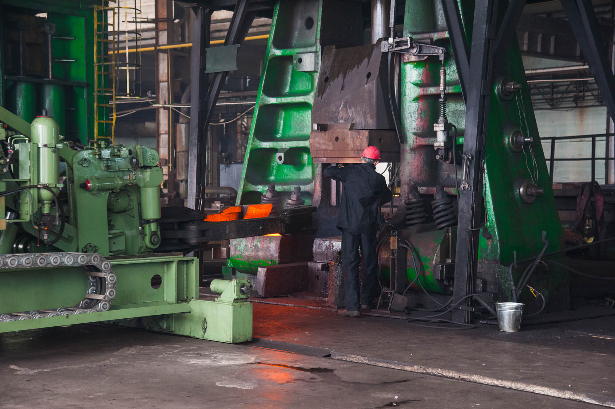what is machined forgings?