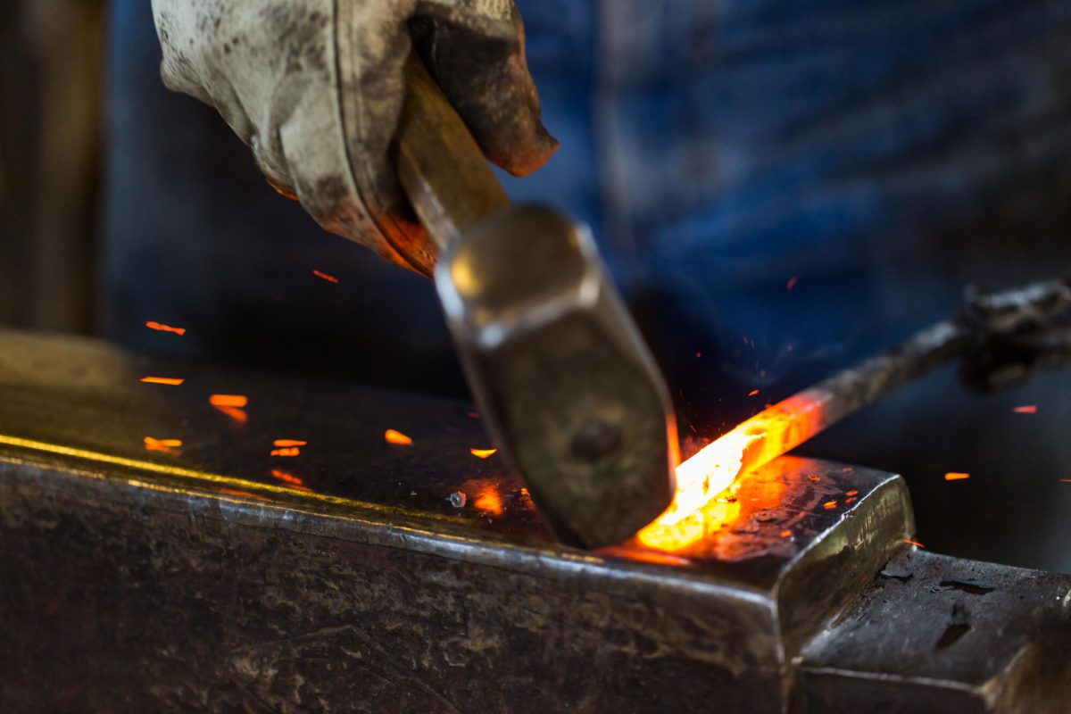 The History of Forging